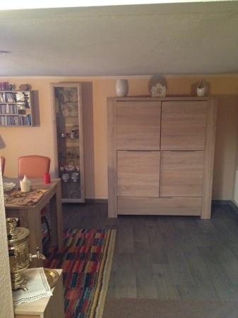 Raum für Esszimmer oder Büro