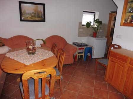 Wohnzimmer von Einliegerwohnung 1