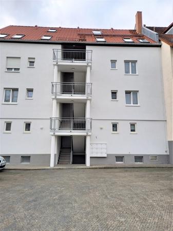 Haus 1 Hofseite