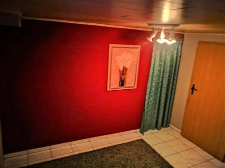 Vorraum im Keller